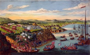 Bataille Plaine d'Abraham 1759