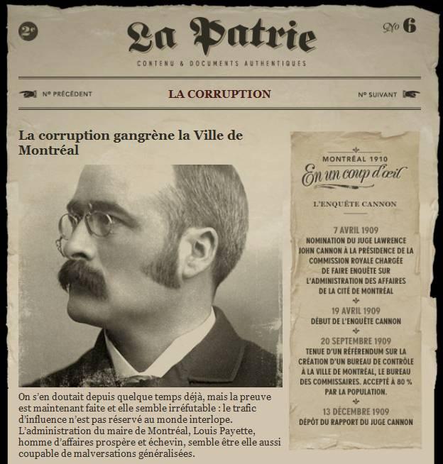 CORRUPTION-1909-1